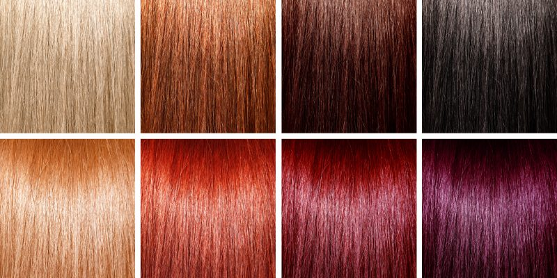 Палитра красок для волос «Гарньер»»: выбор совершенства