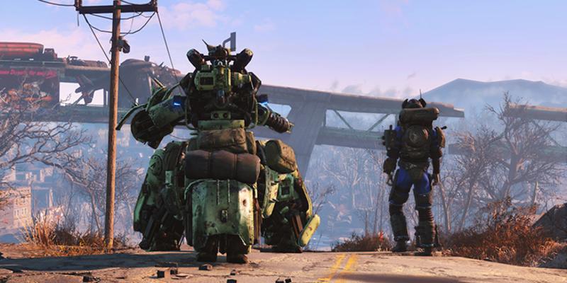5 лучших творений игроков Fallout 4