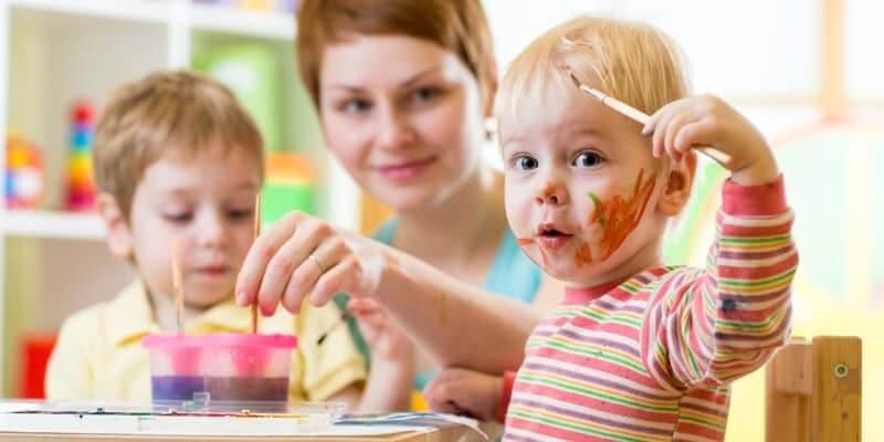 Социализация детей от года: советы родителям